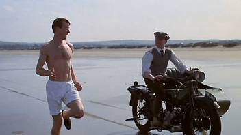 in Chariots of Fire