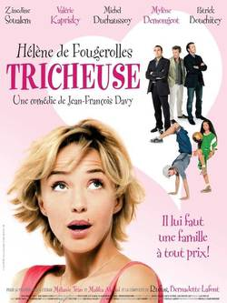 Tricheuse poster