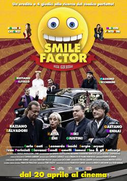 Smile Factor poster
