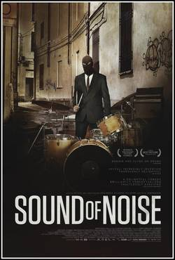 Sound of Noise poster