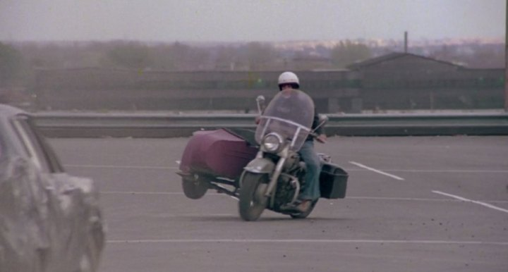 Electra Glide in A Special Magnum for Tony Saitta