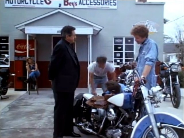 Electra Glide in After School