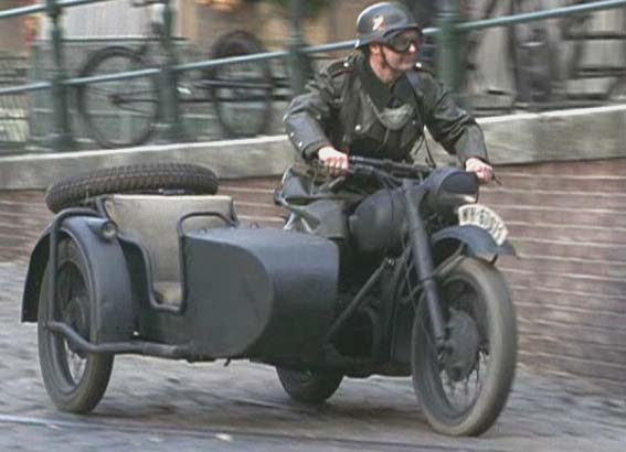 Ural M-72 in Movies