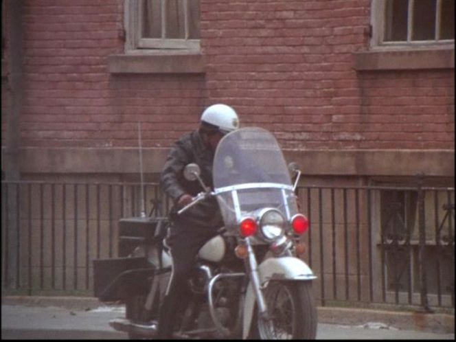 Electra Glide in Bewitched