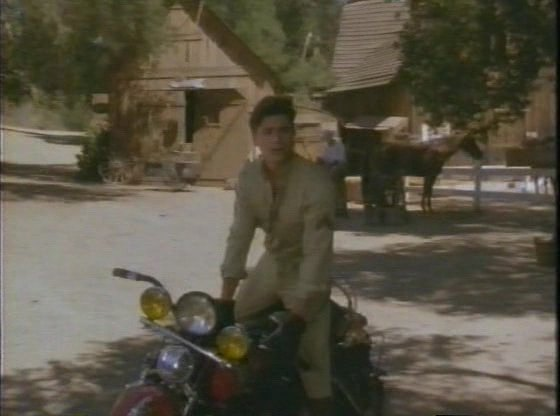 unknown in Born to Ride