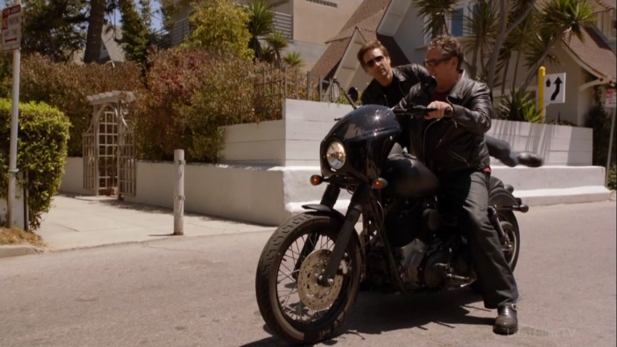Dyna Street Bob in Californication