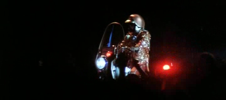 Electra Glide in Can't Stop the Music