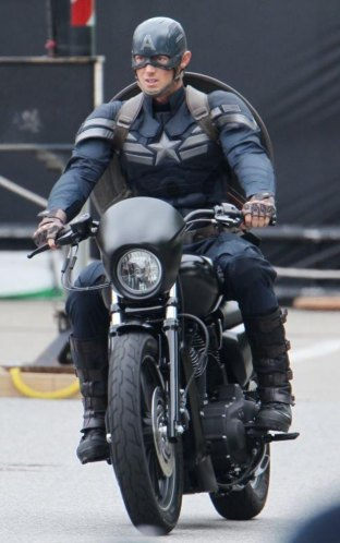 Street 750 in Captain America: The Winter Soldier