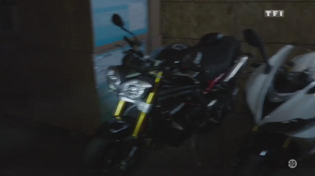 Street Triple in Chicago P.D.