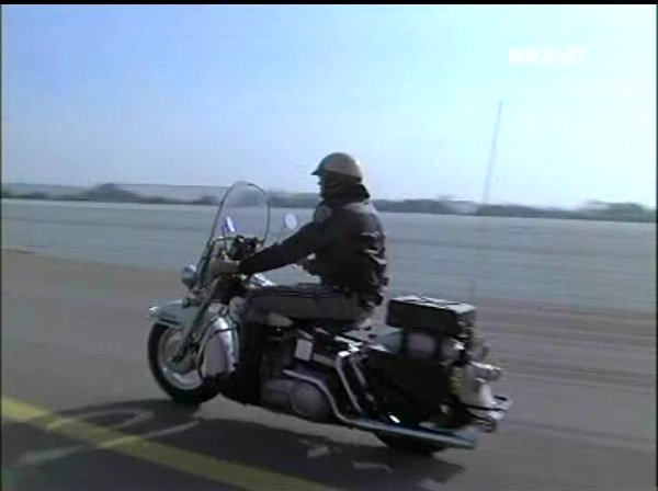 Electra Glide in CHiPs