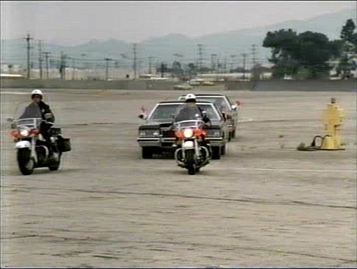 Electra Glide in Columbo: A Case of Immunity