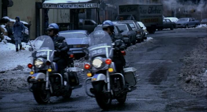 Electra Glide in Coming to America