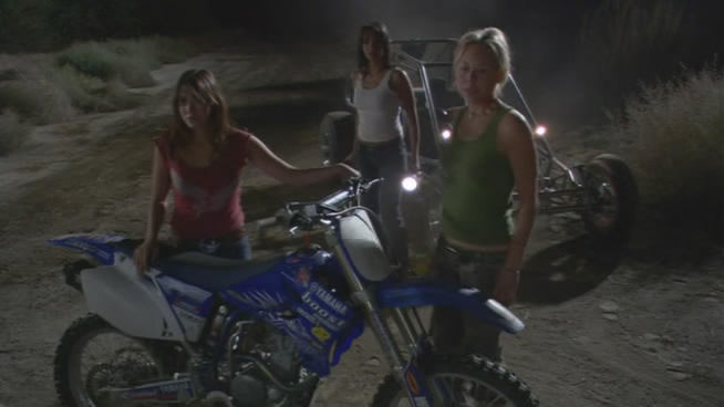 YZ250 in Creature of Darkness
