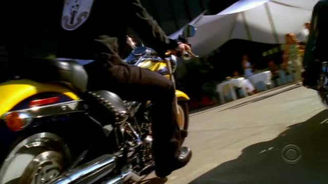 Softail Fat Boy in CSI: Miami