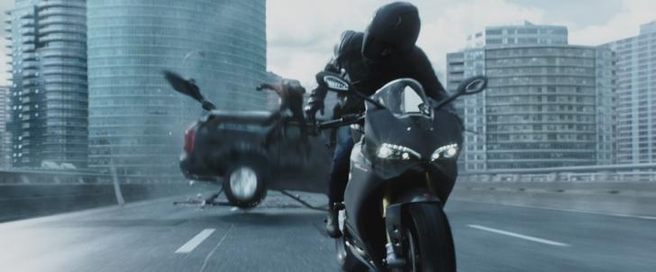 1299 Panigale in Deadpool
