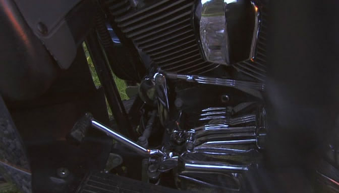 Electra Glide in Don't Wake the Dead