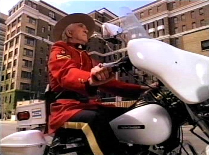 Electra Glide in Due South