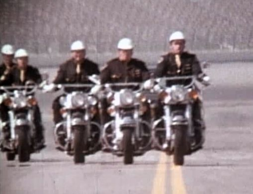Electra Glide in Evel Knievel