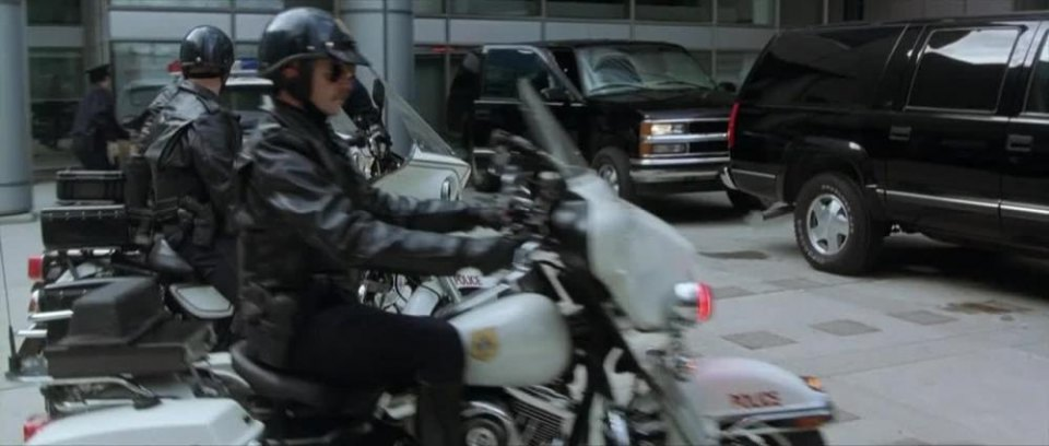 Electra Glide in Exit Wounds