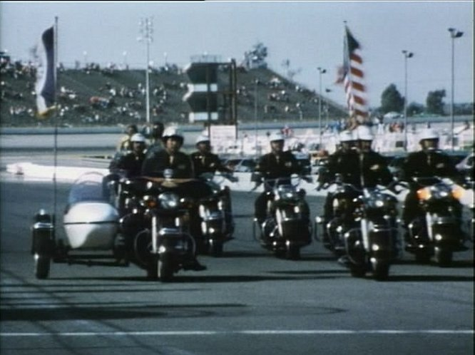 Electra Glide in Faces of Death II