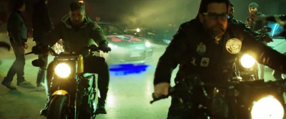 Sportster 883 in Movies