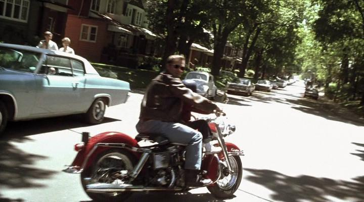 Electra Glide in Frequency