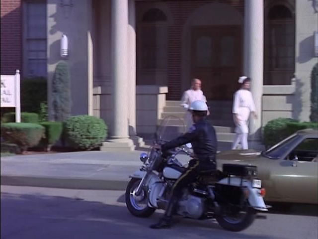 Electra Glide in Get Smart
