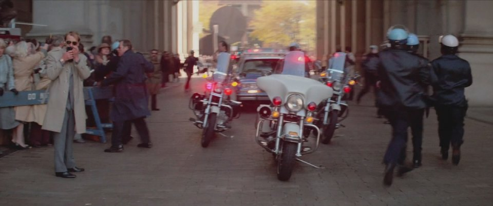Electra Glide in Ghostbusters