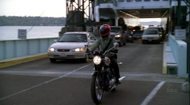 Bonneville in Grey's Anatomy