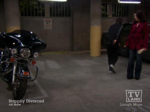 Electra Glide in Happily Divorced