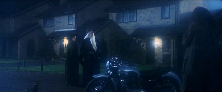 Bonneville in Harry Potter and the Sorcerer's Stone