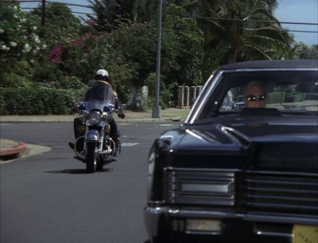 Electra Glide in Hawaii Five-O