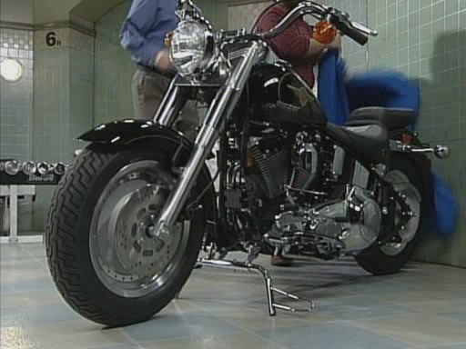 Softail Fat Boy in Home Improvement
