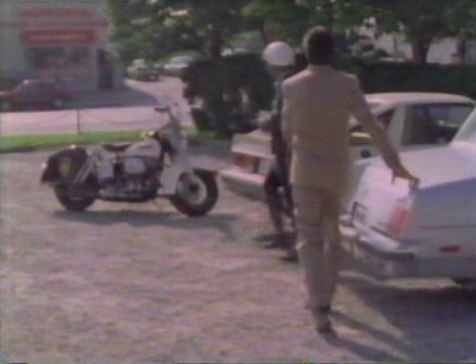 Electra Glide in Hot Shots