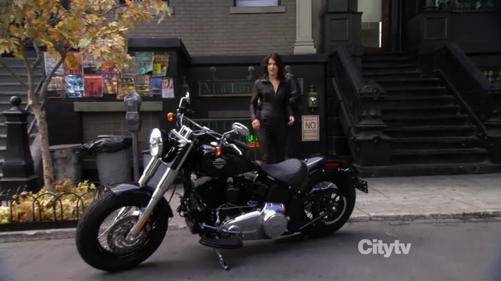 Softail Slim in How I Met Your Mother
