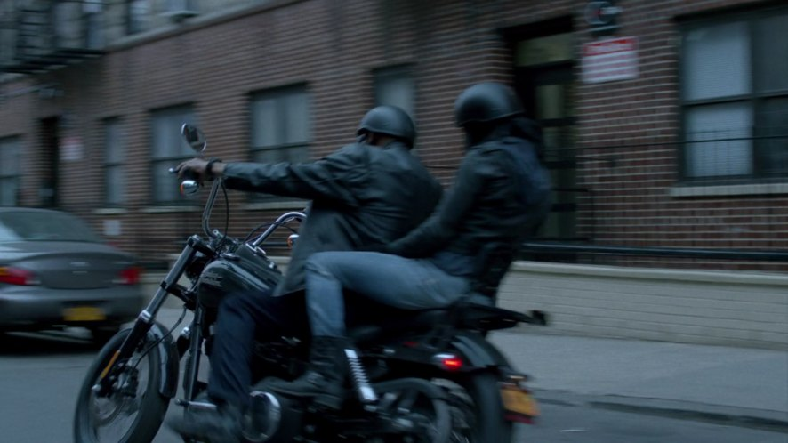 Dyna Street Bob in Jessica Jones