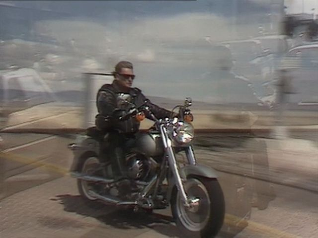 Softail Fat Boy in Johnny Hallyday: Himalaya