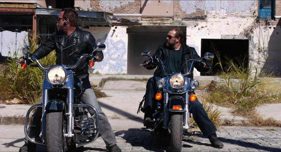 Softail Fat Boy in Killer Joe
