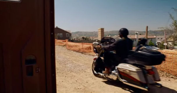 Electra Glide in King of California