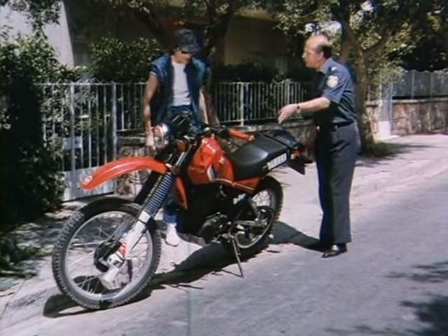 XT550 in Movies