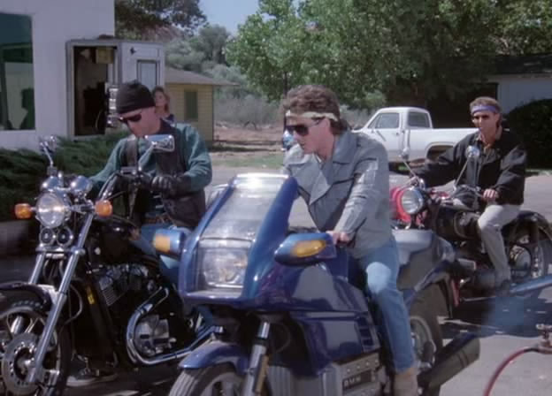 K100RS in Knight Rider