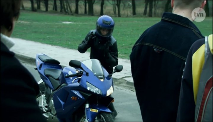 CBR600 in Movies