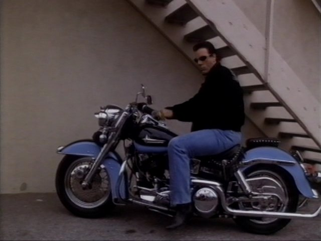 Electra Glide in Legal Tender