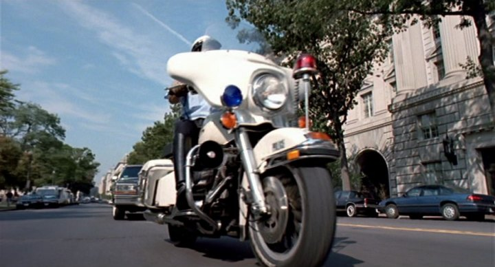 Electra Glide in Live Wire