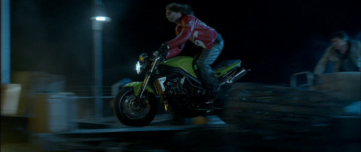 Speed Triple in Lost Boys: The Tribe