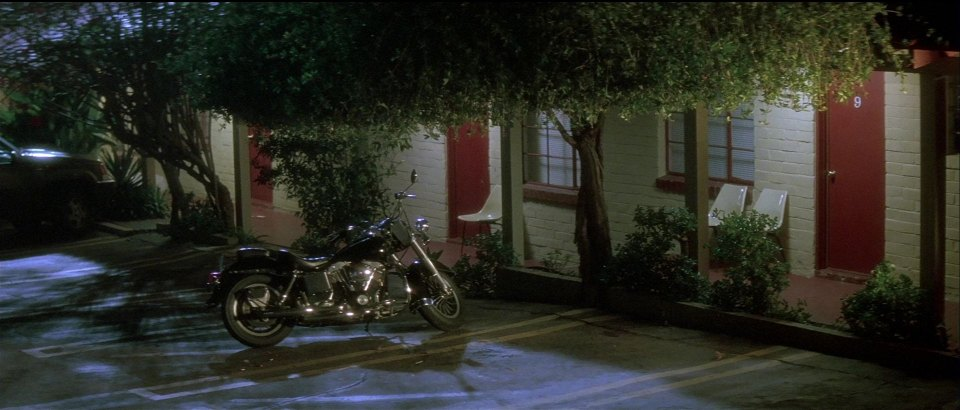 Electra Glide in Lost Highway