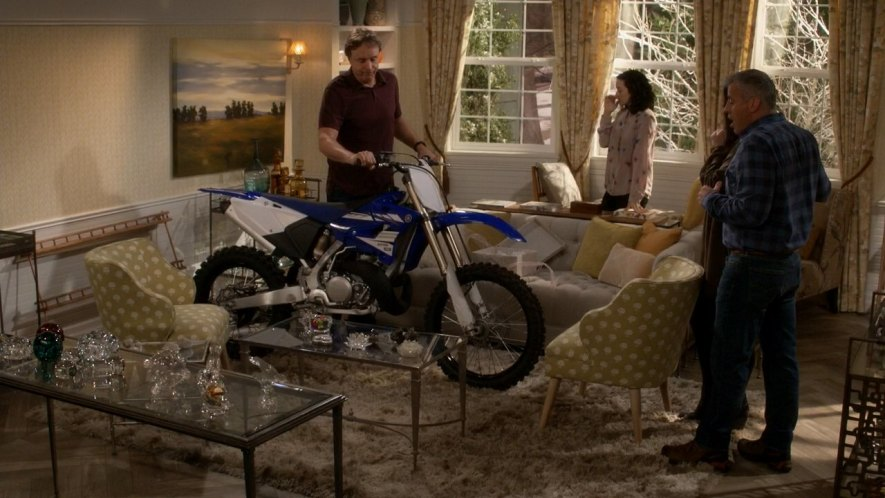 YZ250 in Man with a Plan