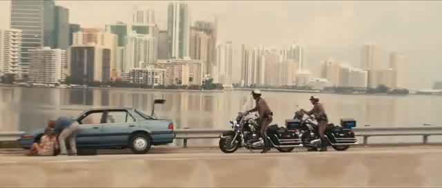 Road King in Marley & Me