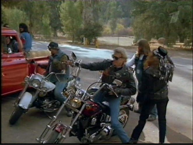 Electra Glide in Masters of Menace