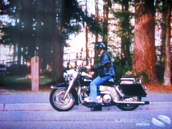 Electra Glide in Matlock